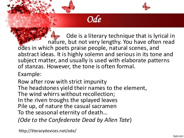 Ode to the Confederate Dead by Allen Tate: Summary and Analysis