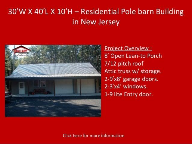 Newpolebarn Com Residential Buildings