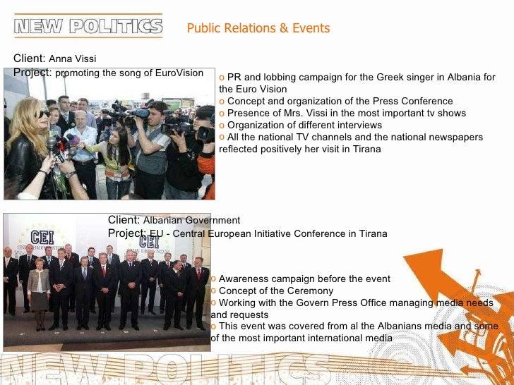 New Politics Communication Agency