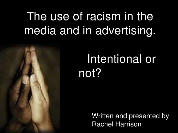 racial discrimination essay title