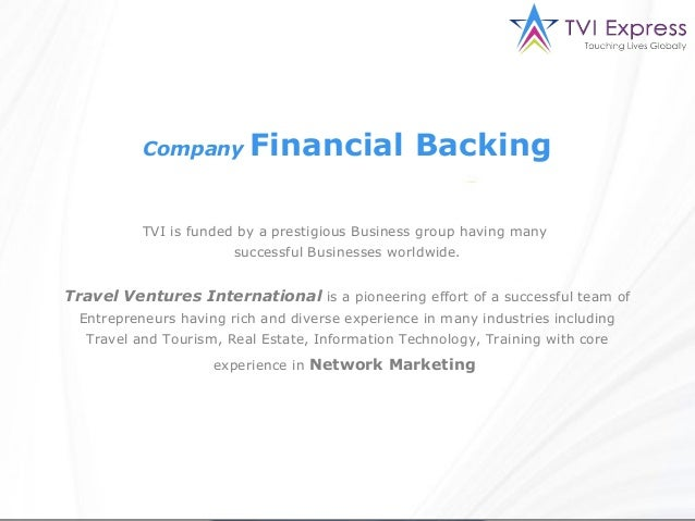 Tvi express presentation network marketing 8 the three megatrends tvi reheart Image collections