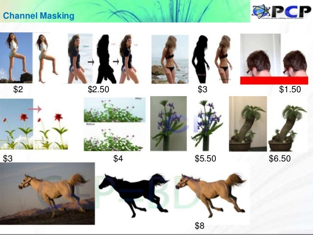$2 $2.50 $3 $1.50 $3 $4 $5.50 $6.50 $8 Channel Masking