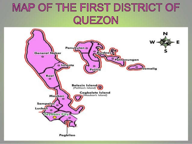 First District of Quezon Province