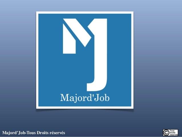 Majord'Job-Tous Droits réservés