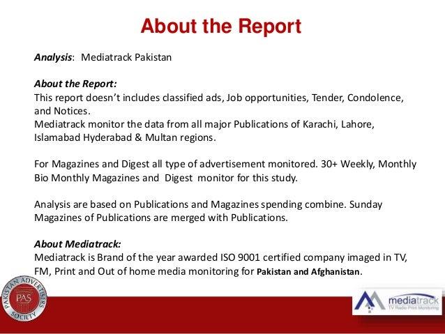 Print Media Analysis – September 2015