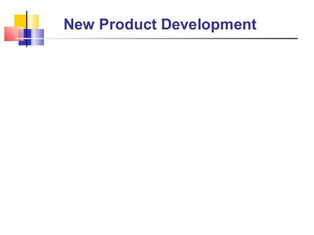 essay on new product development
