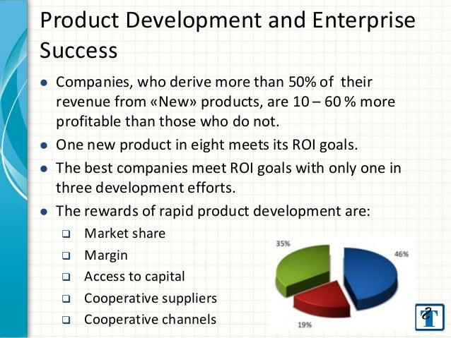 Project management new product development