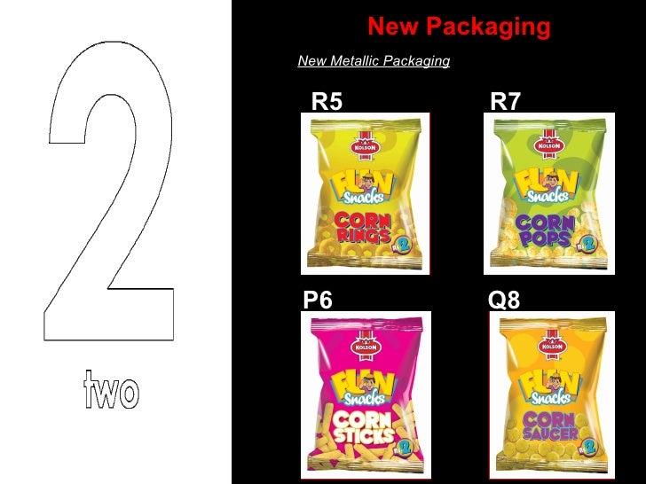 New Packaging  New Metallic Packaging R5 R7 P6 Q8