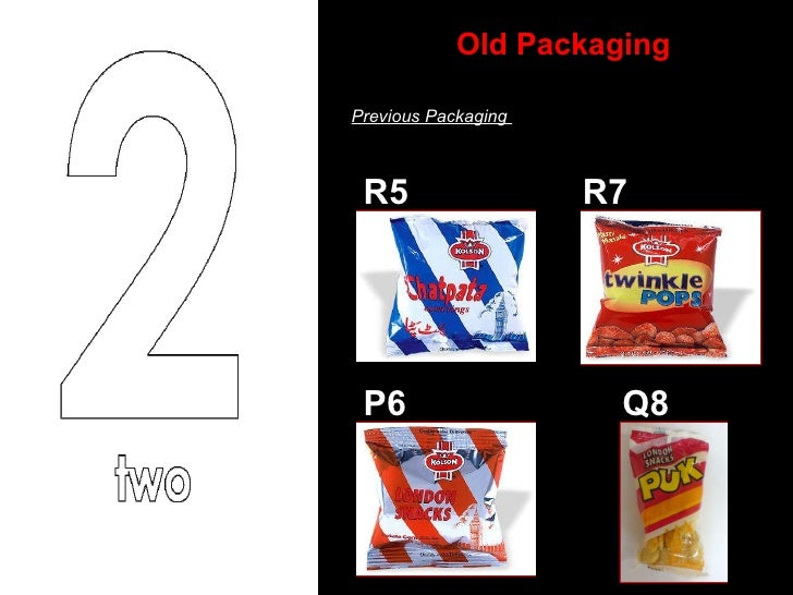Old Packaging  Previous Packaging  R5 R7 P6 Q8
