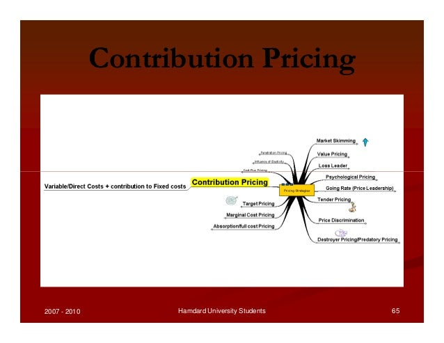 pricing strategy for new product pdf