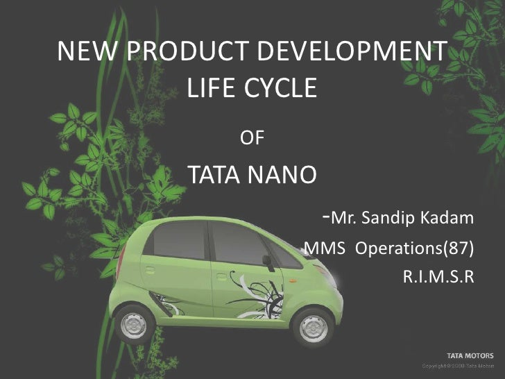 marketing case study on tata nano Case analysis- week 7- positioning the tata nano objective: identify alternative options for nano's targeting strategy, and evaluate the pros and cons of each alternative according to the case study, the most attractive market in terms of size in the market place is the '2 wheeler' market.