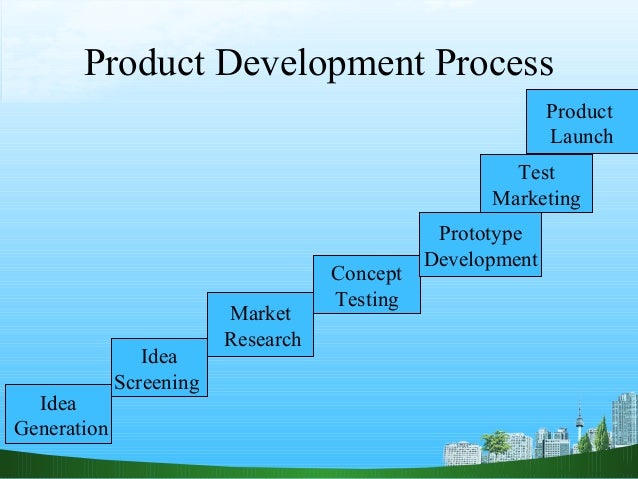 New product development npd for Product design prototype