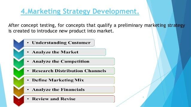 new product development process in marketing pdf