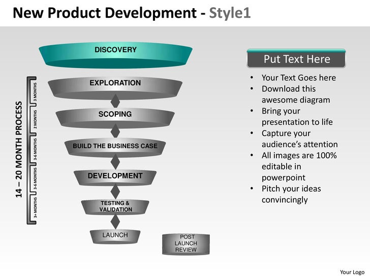 new product specification template - new product development strategy 1 powerpoint presentation