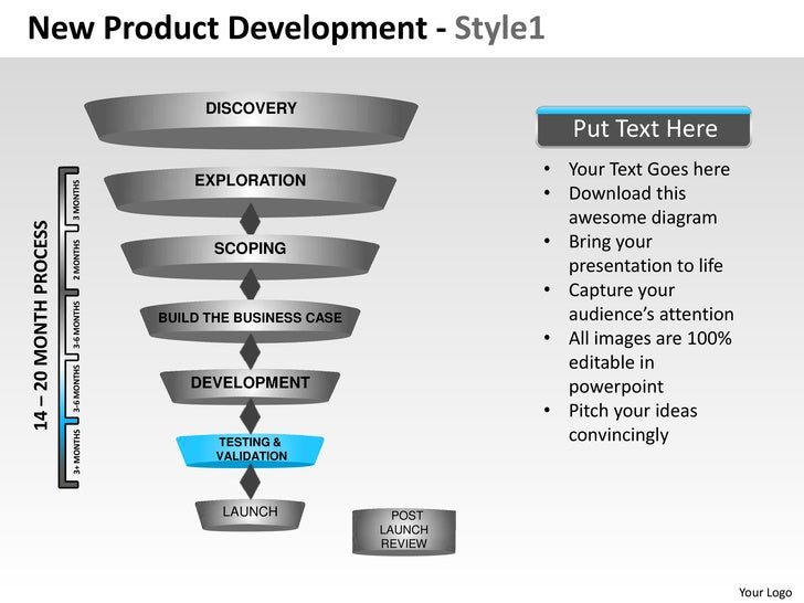 New product development strategy 1 powerpoint presentation templates 9 toneelgroepblik Images