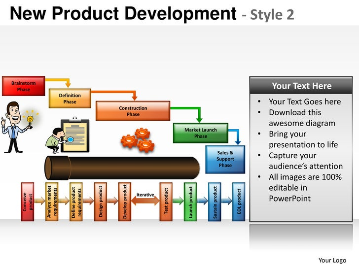 new product development strategy powerpoint presentation templates new product development