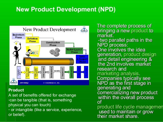 Innovation new product development and why