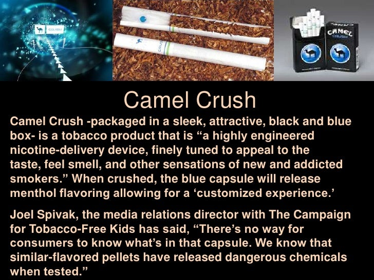 New Tobacco Products