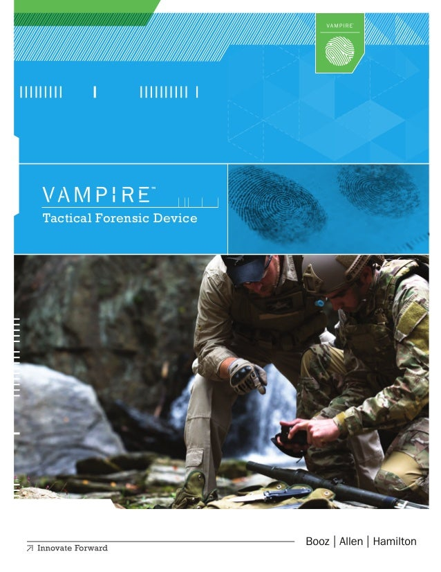 ™  Tactical Forensic Device