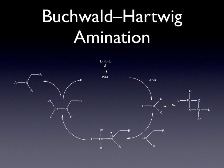 Buchwald-Hartwig Cross Coupling Reaction - an overview ...