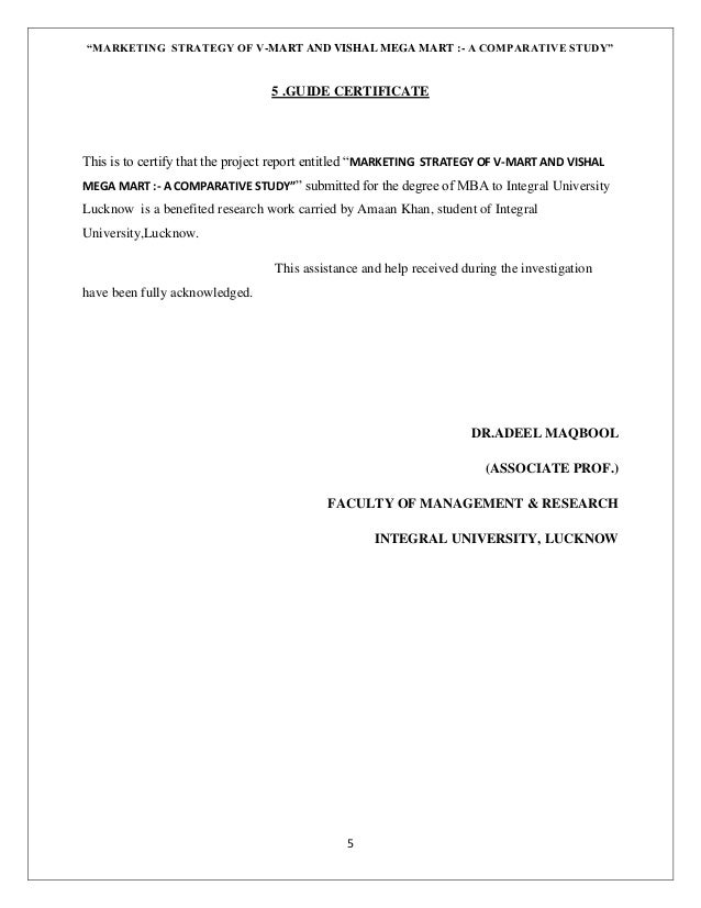 Dissertation reports in advertising