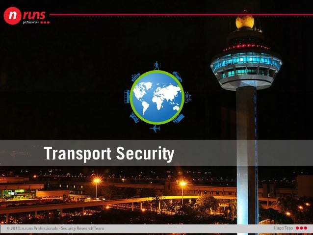 Transport Security
