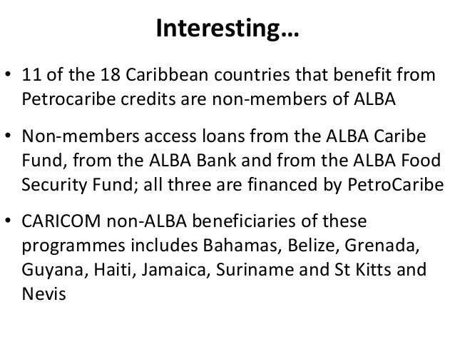 benefit of integration in caribbean countries Regional integration refers to various types of political and economic agreements  that form closer ties between sovereign countries.