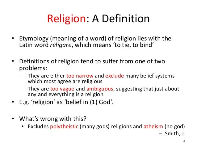 the definition of religion Wiktionary (000 / 0 votes) rate this definition: religious (noun) a member of a religious order, ie a monk or nun religious (adjective) concerning religion it is the job of this court to rule on legal matters.