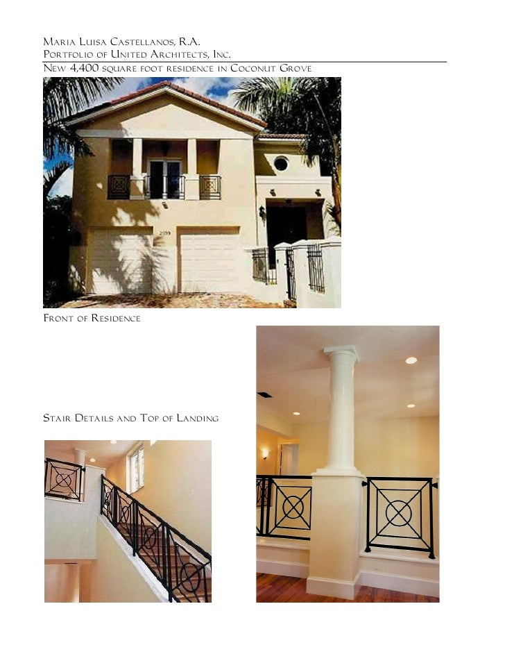 New Residence In Coconut Grove