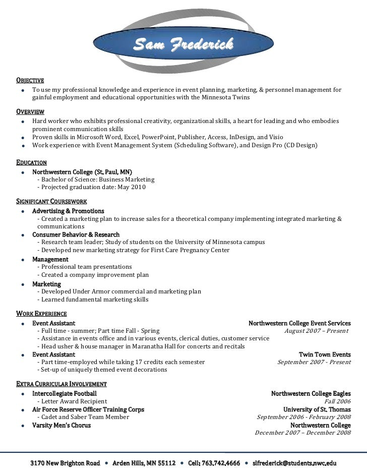 New Resume & New Letterhead