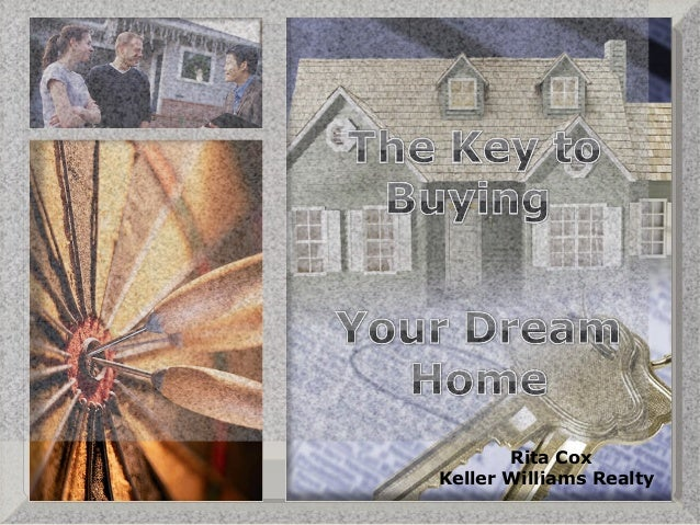 Rita Cox Keller Williams Realty
