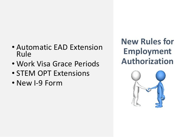 New Immigration Rules Every Employer Needs to Know for 2017
