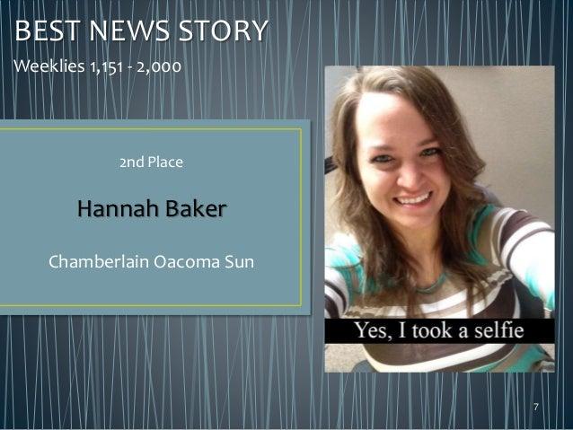 News/editorial slide show