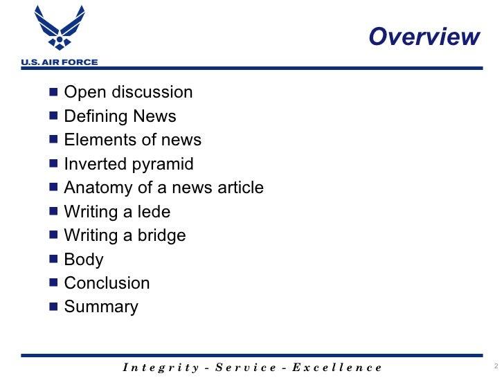 News Writing Slide 2