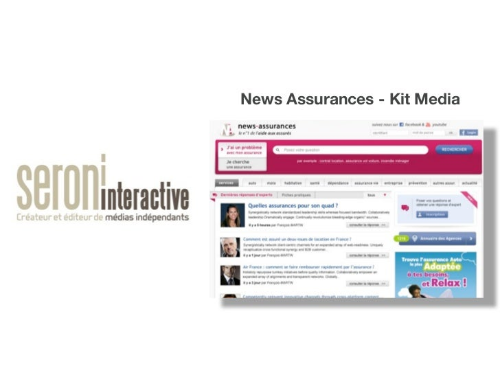 News Assurances - Kit Media