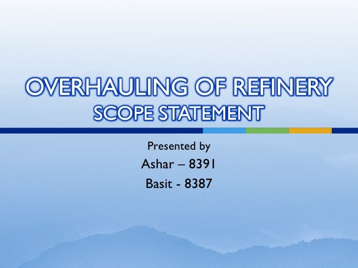 Presented by Ashar – 8391 Basit - 8387
