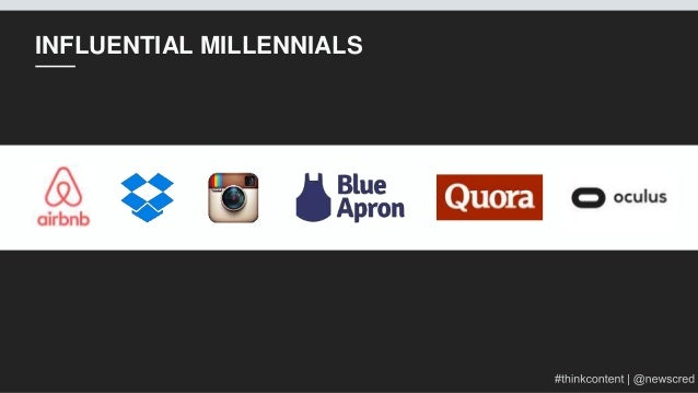 Creating Content for Millennials: Why It Matters + Strategies for Succss Slide 17