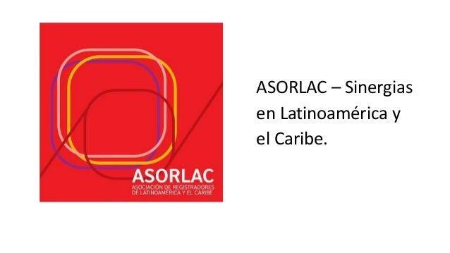 ASORLAC – Sinergias en Latinoamérica y el Caribe.