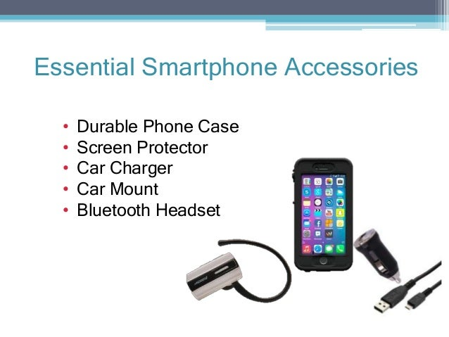 5 Essential Smartphone Accessories