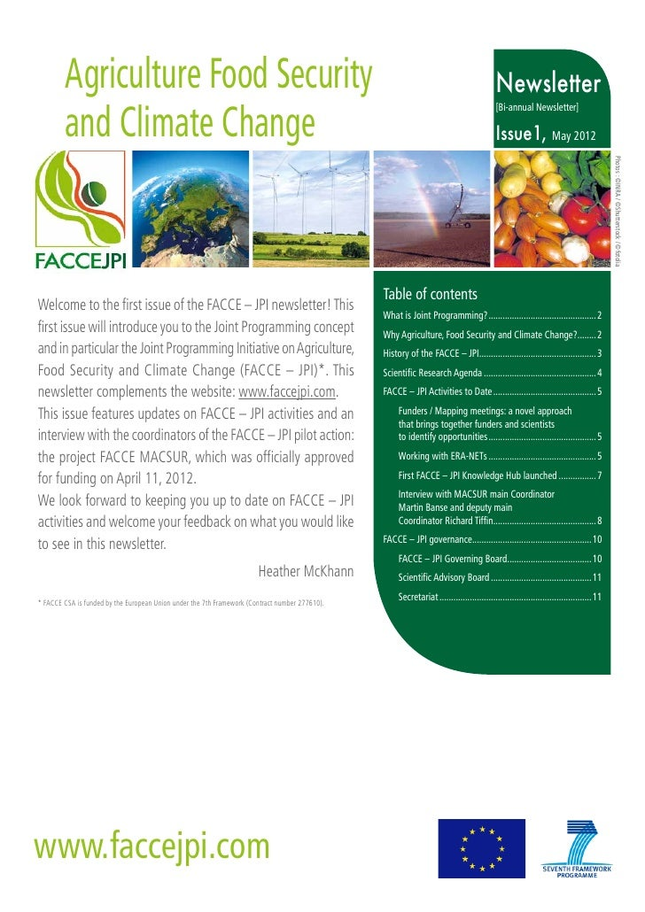 Agriculture Food Security                                                                                                 ...
