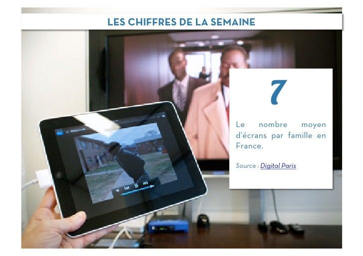 LES CHIFFRES DE LA SEMAINE                                  7                      Le    nombre    moyen                  ...