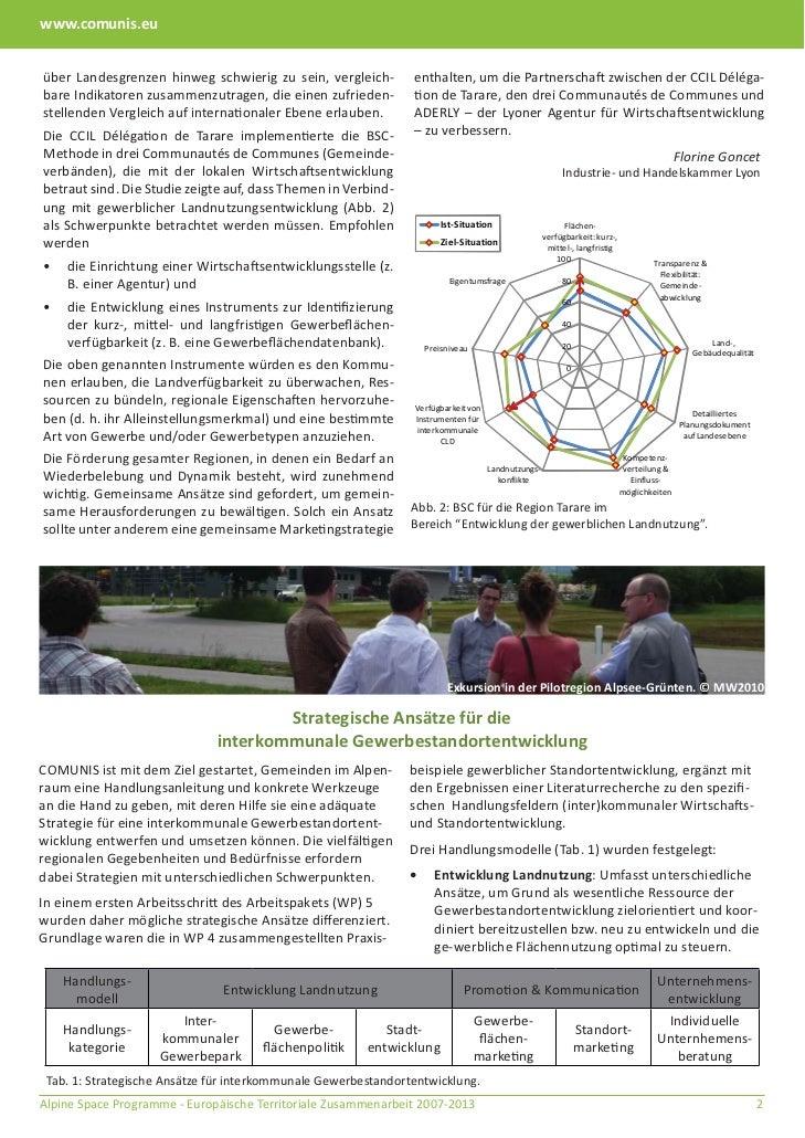 Comunis newsletter 3 Deutsch Slide 2