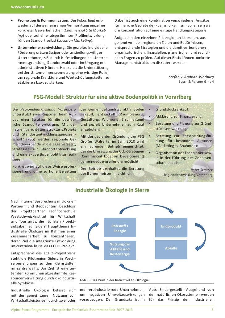 Comunis newsletter 3 Deutsch Slide 3