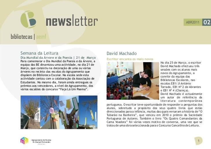 ABR2011         02bibliotecas | aemf     Semana da Leitura                                       David Machado     Dia Mun...