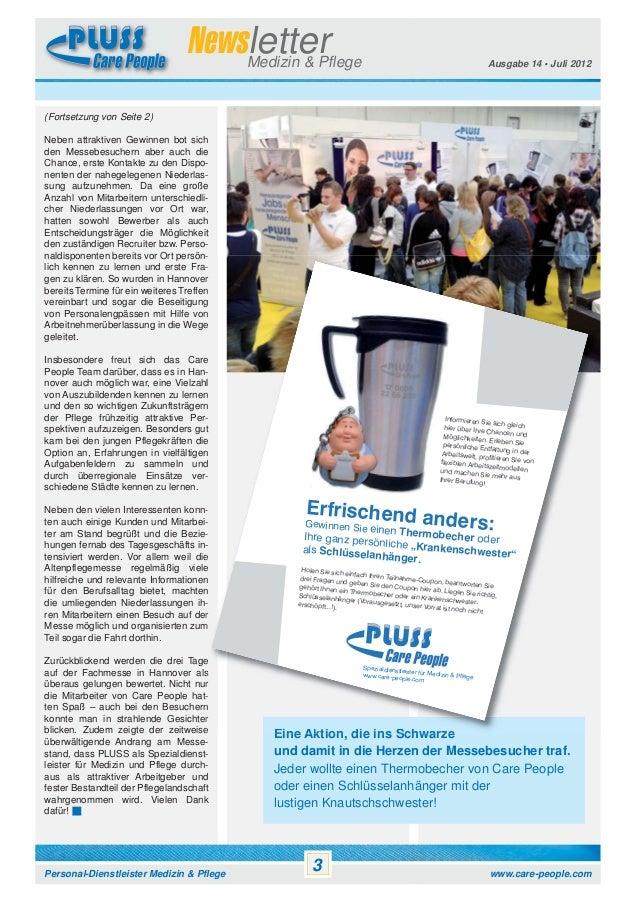 Newsletter Pluss Care People Vol. 14 Slide 3