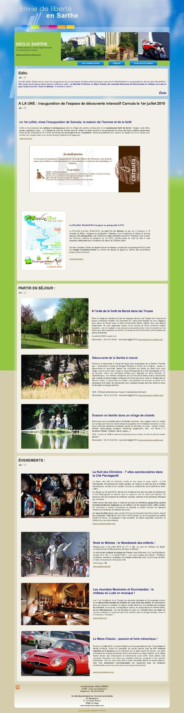 Newsletter déclic été 2010