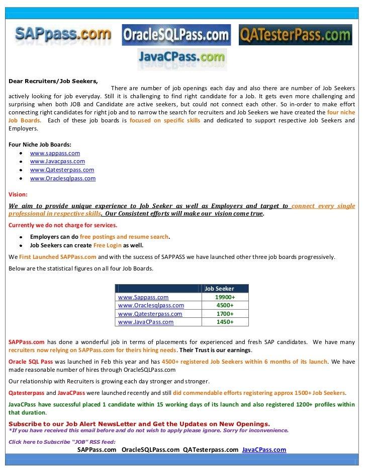 Java Jobs India Job Board