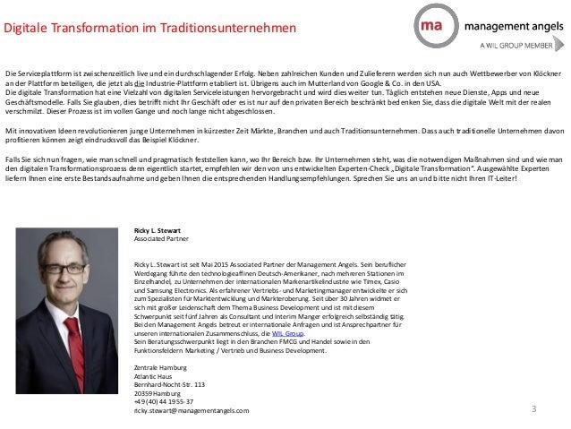 Newsletter Digitale Transformation Slide 3