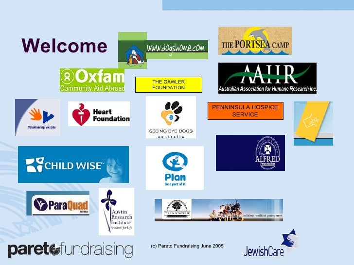 Welcome THE GAWLER FOUNDATION PENNINSULA HOSPICE SERVICE