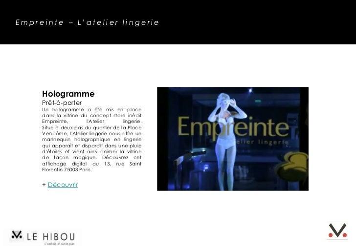 Newsletter #8 - Le Hibou Agence .V. du 25 mai 2012 Slide 2